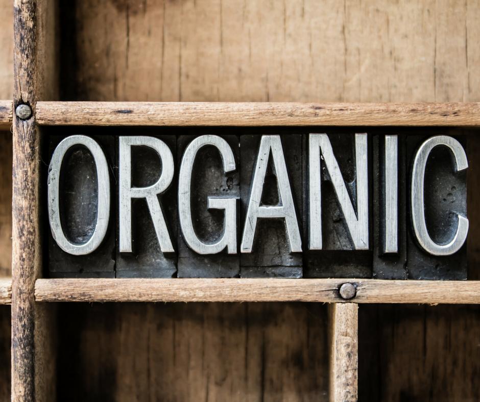 Organic or not?